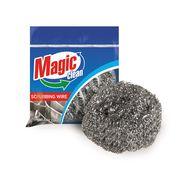 Spalator Magic Clean din metal inoxidabil pentru vase 1buc 40gr