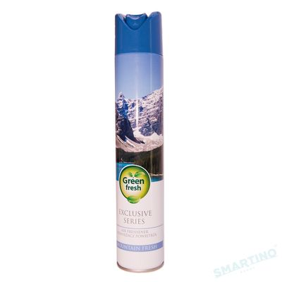 Air Freshener 400ml GREEN FRESH Mountain Fresh