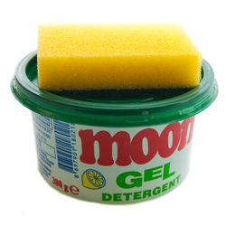 Гель для мытья посуды MOON 380гр
