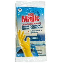 Mănuși de cauciuc ProMagic, mărime M