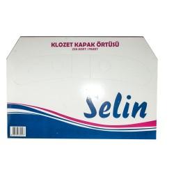 Servetele/Protectii pentru capacul WC 250 buc