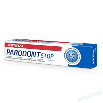Pasta de dinti ASTERA PARODONT Stop 75ml