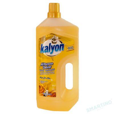 KALYON Soluție pentru curățat Gresie și Faianță 1 L Yellow Rosses