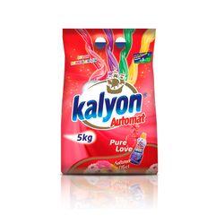 KALYON Порошок для стирки 5кг для машин-автоматов Color Red