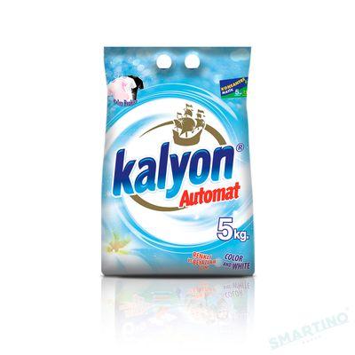 KALYON Detergent rufe 5kg Automat Color&White Blue