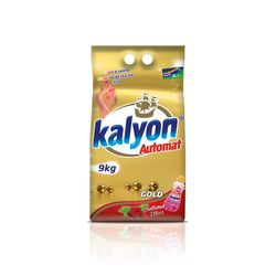 KALYON Detergent rufe 9kg Automat White&Colour Gold