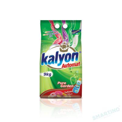 KALYON Detergent rufe 9kg Automat White&Colour Pure Garden