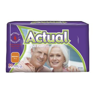 Scutece Adult Actual Double M 30 buc