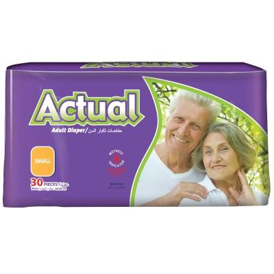 Scutece Adult Actual Double S 30 buc