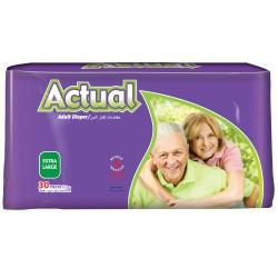 Scutece Adult Actual Double XL 30