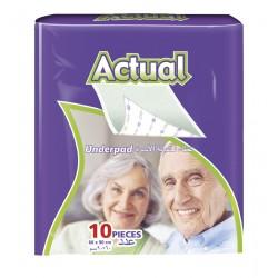 Aleze Igienice Adult Actual Double 90x60 cm 10 buc