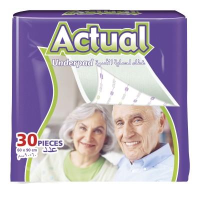 Aleze Igienice Adult Actual Double 90x60 cm 30 buc