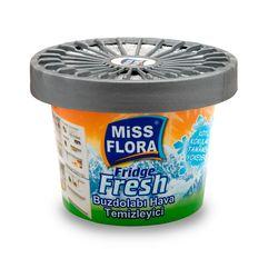 Odorizant pentru frigider ECO MISS FLORA 55gr.