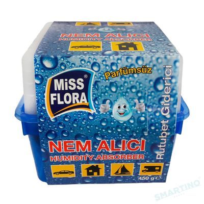 Absorbant umiditate MISS FLORA 450gr