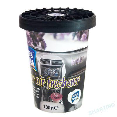 Odorizant-gel pentru automobil Lavanda MISS FLORA  130gr.