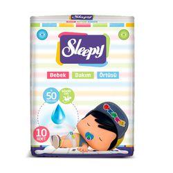Aleze Igienice Sleepy Sensitive PEPEE 90x60 cm 10 buc