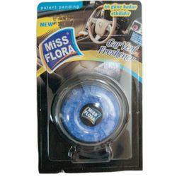 Odorizant auto pentru ventilatie MISS FLORA  12gr.