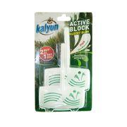 KALYON WC Deo bloc verde Pin 2x40gr