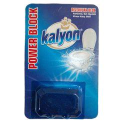 KALYON WC Deo bloc albastru  45gr rezervuar