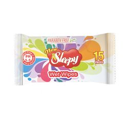 Servetele umede de buzunar SLEEPY New 15buc