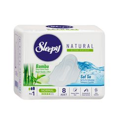 Прокладки Sleepy Natural Normal 240mm 8 шт