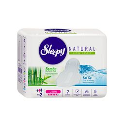 Прокладки Sleepy Natural Long 280mm 7 шт