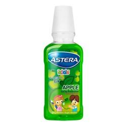 Ополаскиватель для полости рта ASTERA Kids яблоко 300 мл