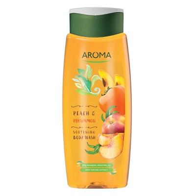 Gel de dus AROMA Peach&Persimmon 400ml