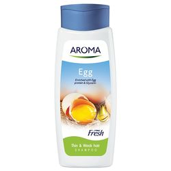 Sampon AROMA FRESH Egg 400ml
