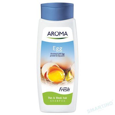 Sampon AROMA FRESH Egg 400ml
