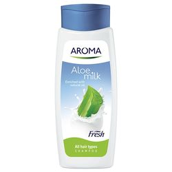 Sampon AROMA FRESH Aloe Milk 400ml