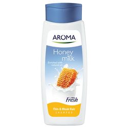 Sampon AROMA FRESH Honey Milk 400ml