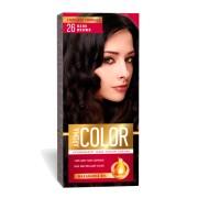 Vopsea pentru par AROMA Color 26 (saten inchis) 45 ml