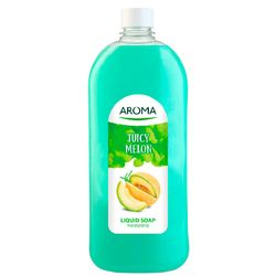 Sapun lichid AROMA Juicy Melon 900 ml