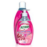 Săpun lichid ALYANS 500ml Rose + 1L Rezervă