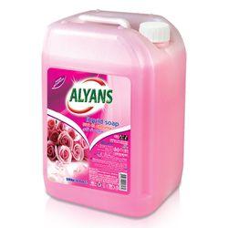 Săpun lichid ALYANS 5L  Rose Rezervă