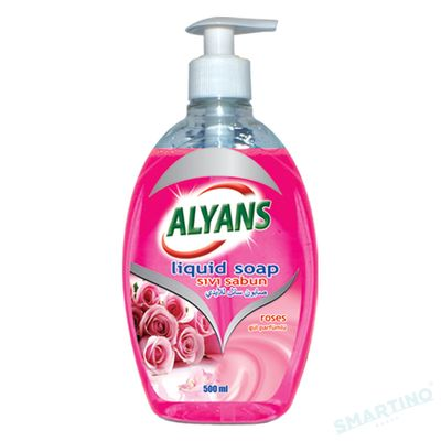 Săpun lichid ALYANS 500ml Rose
