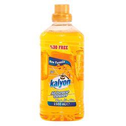 KALYON Soluție pentru curățat Gresie și Faianșă 1,5 L Gold