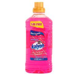 KALYON Soluție pentru curățat Gresie și Faianșă 1,5 L Secret Garden