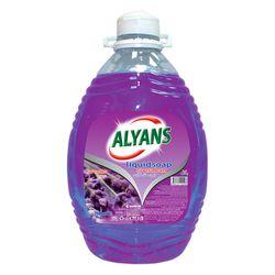 Săpun lichid ALYANS 2,5L  Lavanda Rezervă