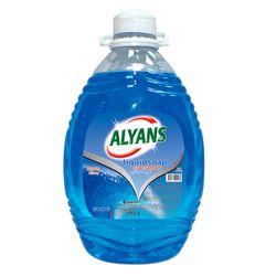 Săpun lichid ALYANS 2,5L  Ocean Rezervă