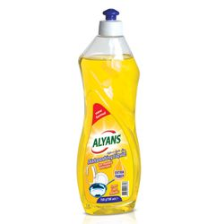 Solutie Vase ALYANS 750g Lemon