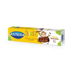Pasta de dinti ASTERA KIDS Choco Brownie 50ml 2+ ani