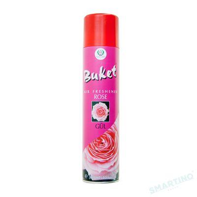 Odorizant de camera BUKET Rose 300 ml