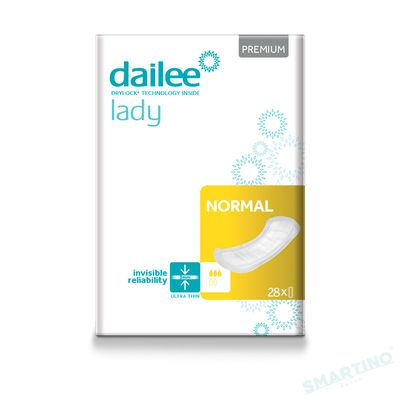 Absorbante urologice DAILEE LADY PREMIUM 3 Pic. Normal 28 buc.