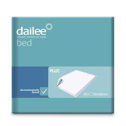 Одноразовые медицинские простыни DAILEE BED Normal 60x60 см 25 шт