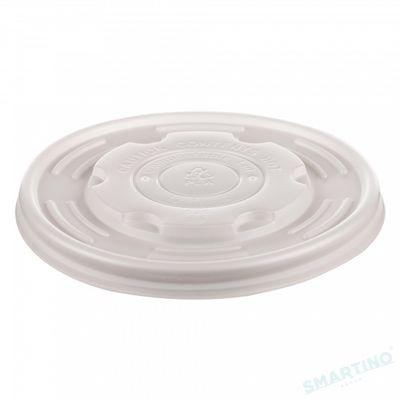 Capace bol supa 475ml pla, 100% Biodegradabile si Compostabile, 50buc/set