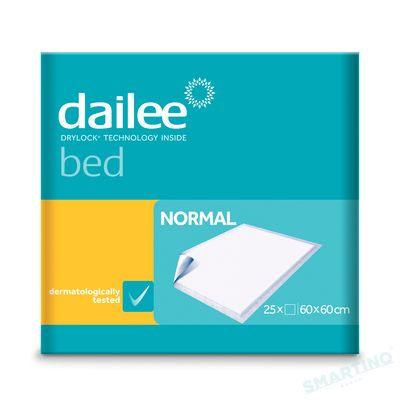 Aleze DAILEE BED Normal 60x60 cm 25 bucati