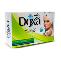 Мыло туалетное DOXA Box 75гр. Avocado