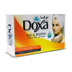 Sapun de toaleta DOXA Box 75gr. Honey Almond